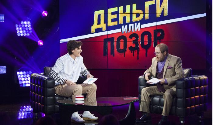 Александру Гудкову предложили уйти из «Вечернего Урганта»