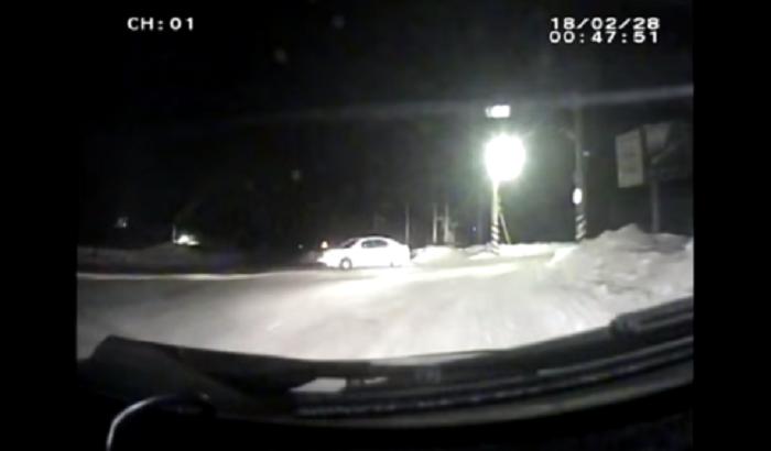 ВЧунском районе сотрудники ГИБДД входе погони задержали пьяного водителя «Жигулей» (Видео)