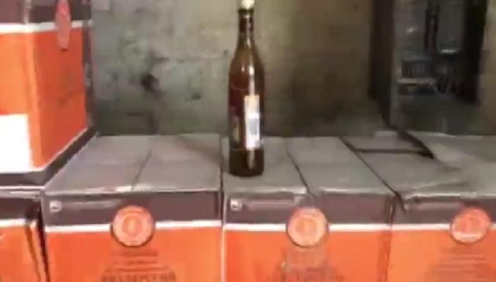 В Братске выявлен склад, где хранилось 8,5 тысячи литров нелегального алкоголя