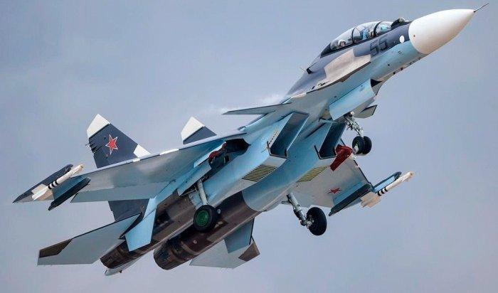 Авиазавод Иркутска передал ВМФ России партию новых Су-30СМ