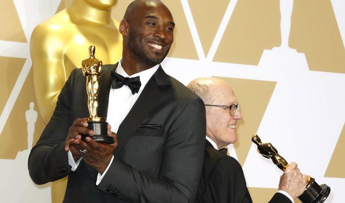 Кобе Брайант получил «Оскар» за мультипликационный короткометражный фильм