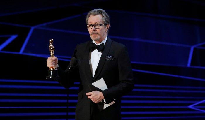 Гари Олдман получил «Оскар» вноминации «Лучший актер»