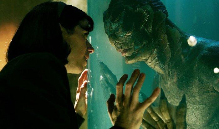 Драма «Форма воды» получила «Оскар» как лучший фильм года