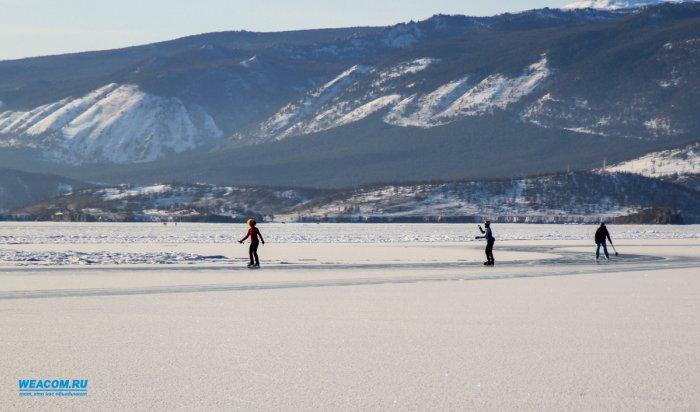 Байкальский ледовый марафон пробегут 130 спортсменов из 22 стран