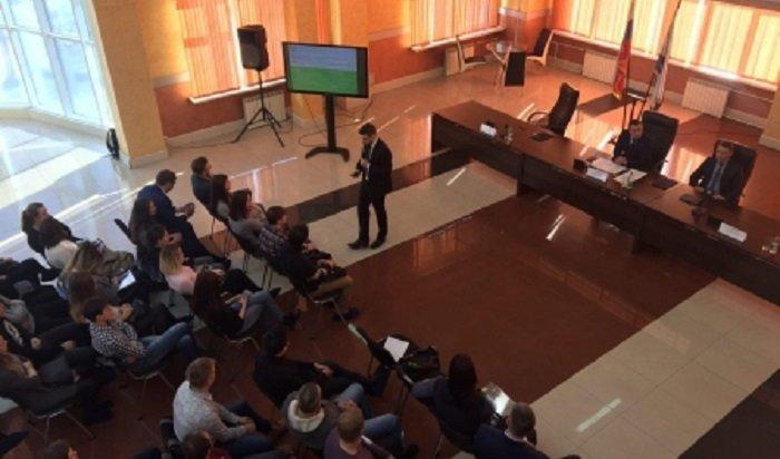 В Иркутске подписали трехстороннее соглашение о сотрудничестве в сфере благоустройства