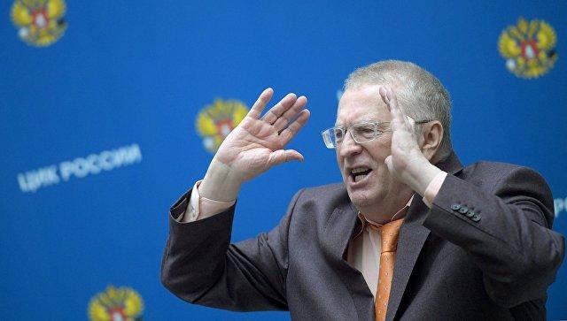Жириновский предложил освободить от налогов часть россиян