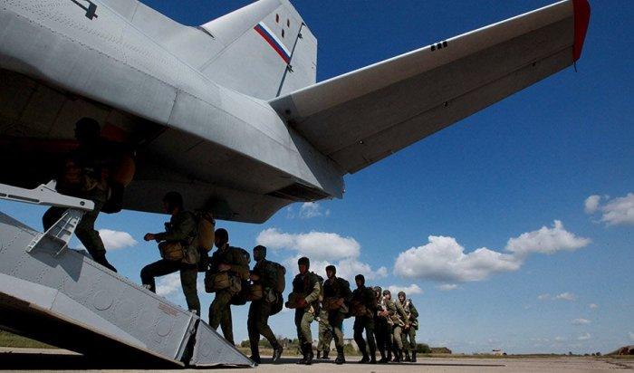 При крушении российского Ан-26 в Сирии погибли 39 человек