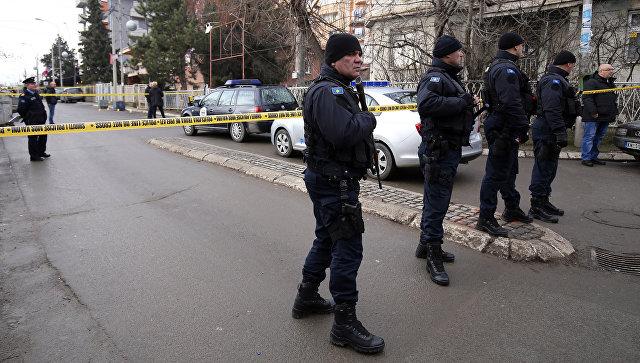 В Белграде мужчина расстрелял из пистолета бывших коллег