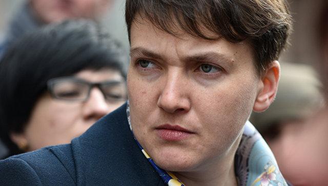 Надежду Савченко заподозрили впобеге вРоссию