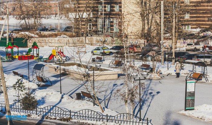В Иркутске откроют 159 пунктов для открытого голосования за общественные пространства