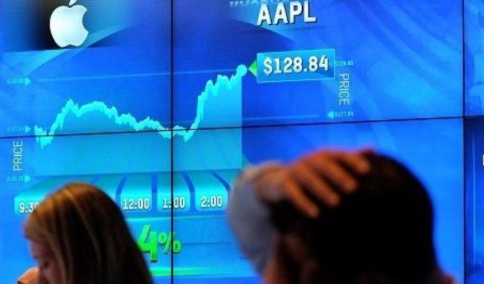 Капитализация компании Apple  близка к триллиону долларов