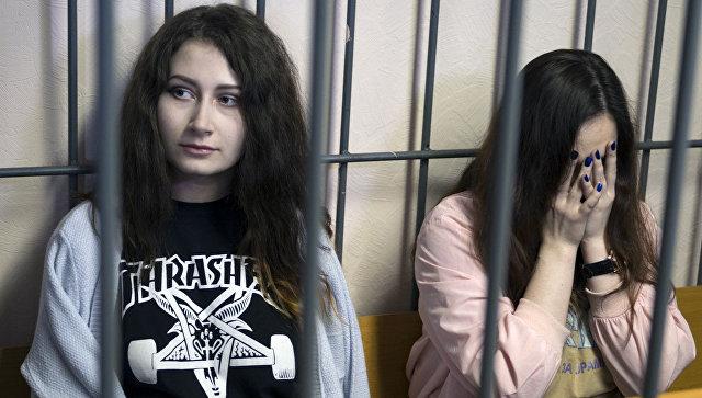 «Хабаровские живодерки» отбывают наказание вколонии под Иркутском