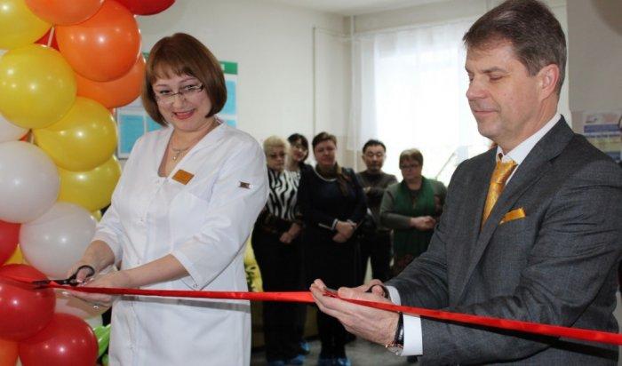 В Иркутской области открылся первый детский туберкулезный санаторий