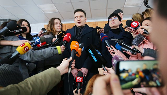 Савченко намерена баллотироваться в президенты Украины