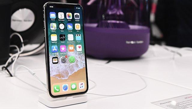 Компания Apple приостановила производство iPhone
