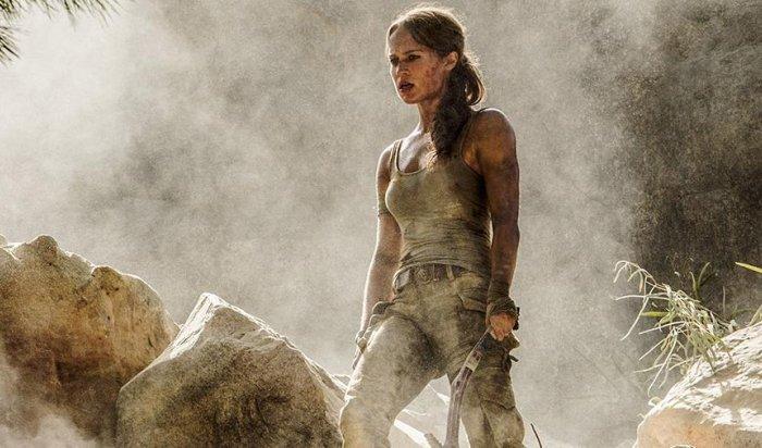 Боевик «Tomb Raider: Лара Крофт» стал лидером проката вРоссии