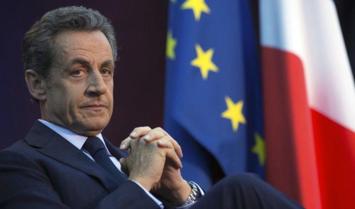 Во Франции задержали экс-президента Николя Саркози