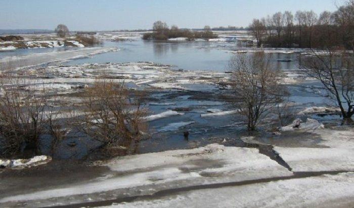 В Иркутской области в конце апреля прогнозируются сильные паводки