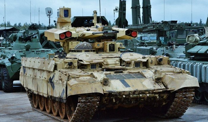 Российскую армию вооружат «Терминатором-2»