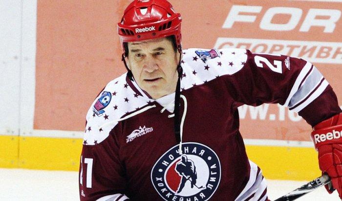 Умер хоккеист Юрий Шаталов