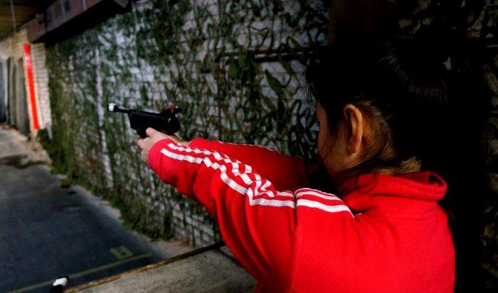 В курганской школе девочка открыла стрельбу по одноклассникам