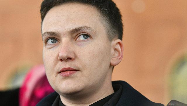 Комитет Верховной Рады поддержал арест Надежды Савченко