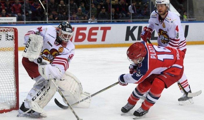 Впервые вистории КХЛ водном матче было сыграно пять овертаймов