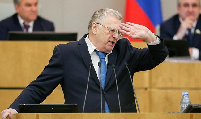 Журналист обвинил Жириновского вдомогательствах