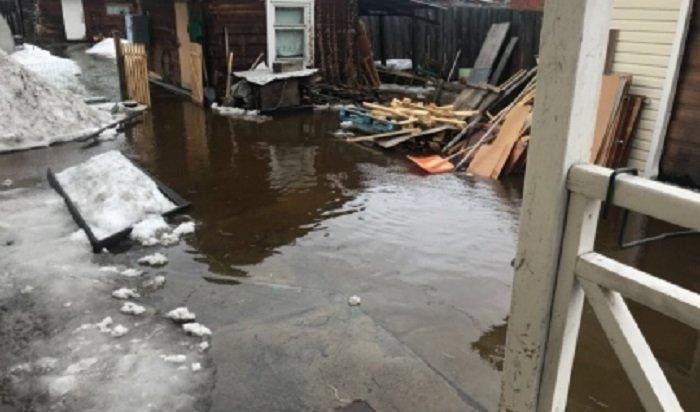 МЧС рекомендует жителям частных домов вИркутске подготовиться кобильному таянию снега