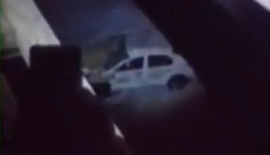 В Усть-Куте такси упало с моста в воду