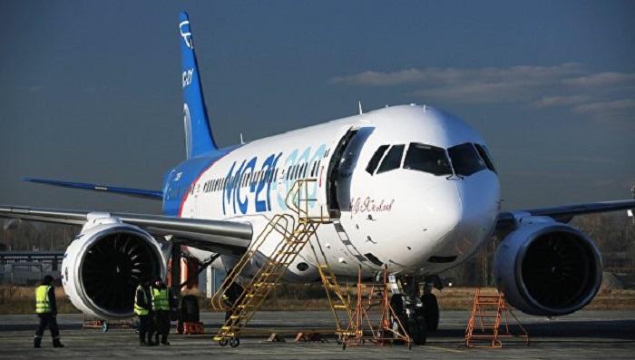 Авиазавод вИркутске начнет сборку серийных МС-21 виюне 2018года