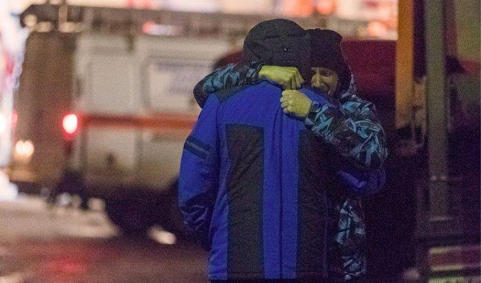 Количество погибших на пожаре в Кемерово превысило 50 человек