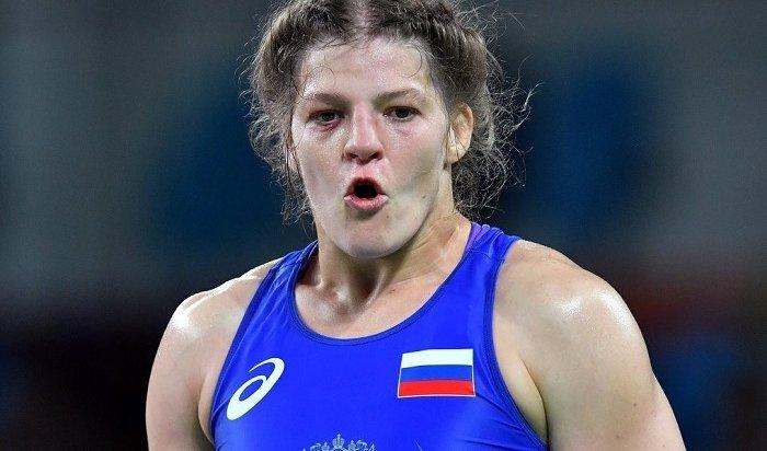 Ангарчанка Екатерина Букина завоевала «серебро» намеждународном турнире повольной борьбе вБолгарии