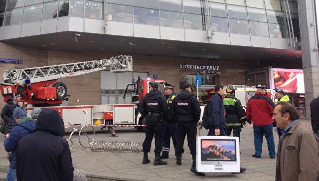 ВКемерово задержан охранник, отключивший вТЦпожарную сигнализацию