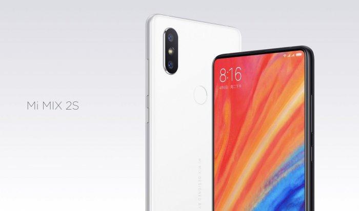 Презентован безрамочный флагман Xiaomi Mi MIX 2s (Видео)
