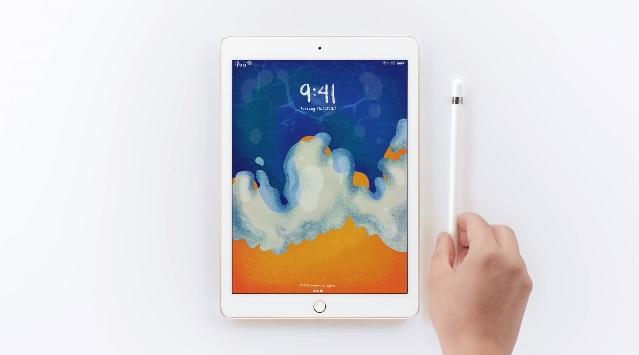 Apple представила обновленный iPad