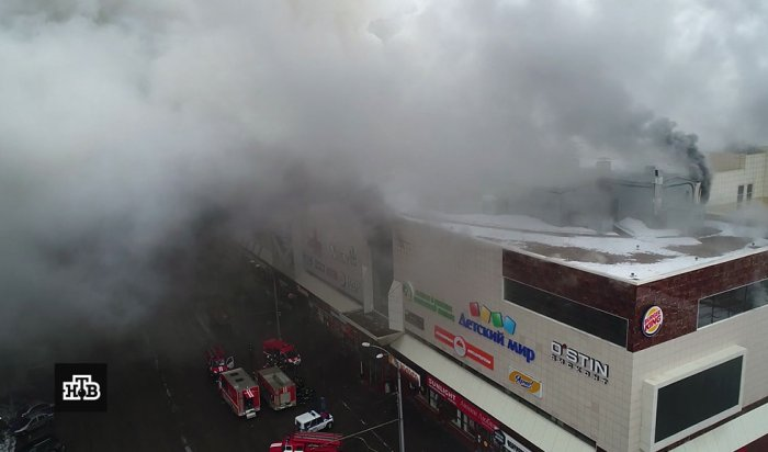 Билетерша спасла более 150 человек из горящего кинозала в Кемерово