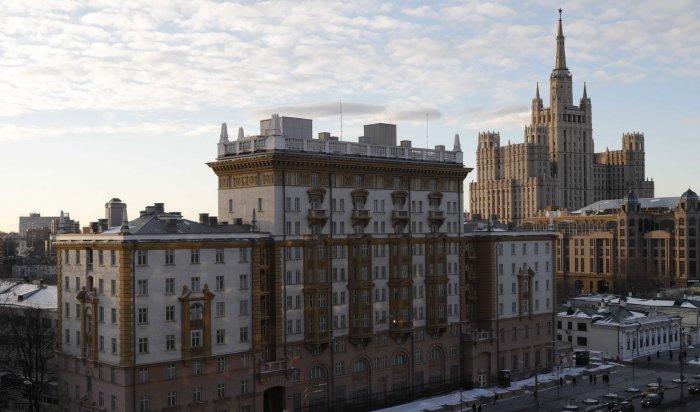 Россия закроет генконсульство США в Санкт-Петербурге