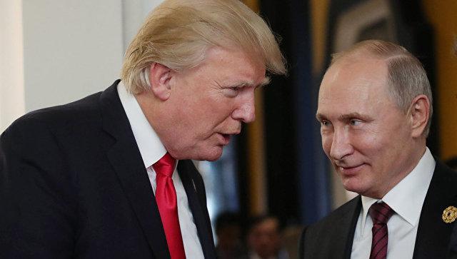 Трамп пообещал выиграть у Путина гонку вооружений