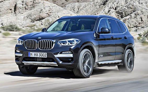 Компания BMW отзовет в России более 1200 моделей X3