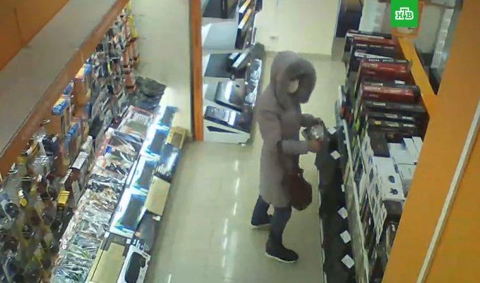 «Многоликий» гражданин Сахалина переодевался вженщину для ограбления магазинов