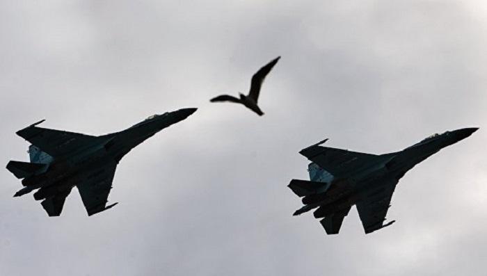 Разведку уграниц России запрошедшую неделю вели 23иностранных самолета