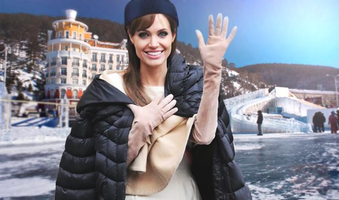 Анджелина Джоли может приехать наБайкал врамках благотворительного тура