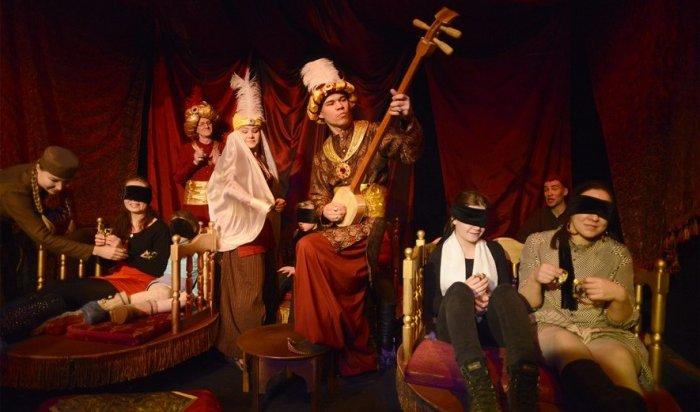 В Иркутске впервые пройдет фестиваль молодежных независимых театров
