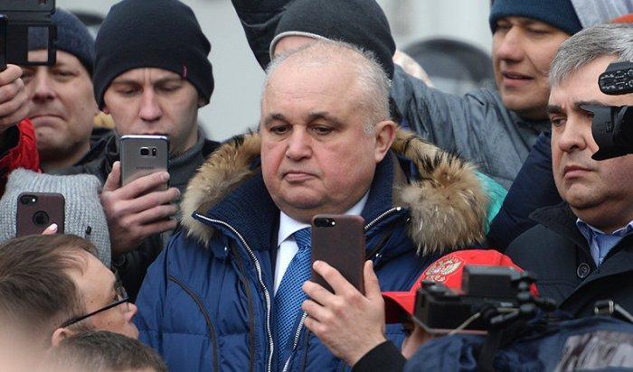 Врио главы Кузбасса назначен вице-губернатор Сергей Цивилёв