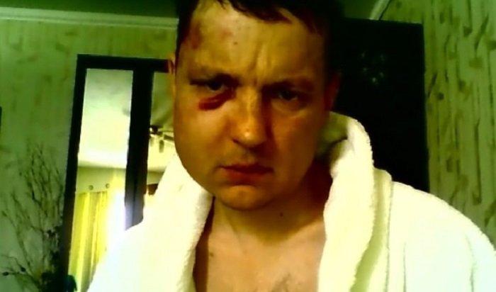 ВШелехове неизвестные избили журналиста