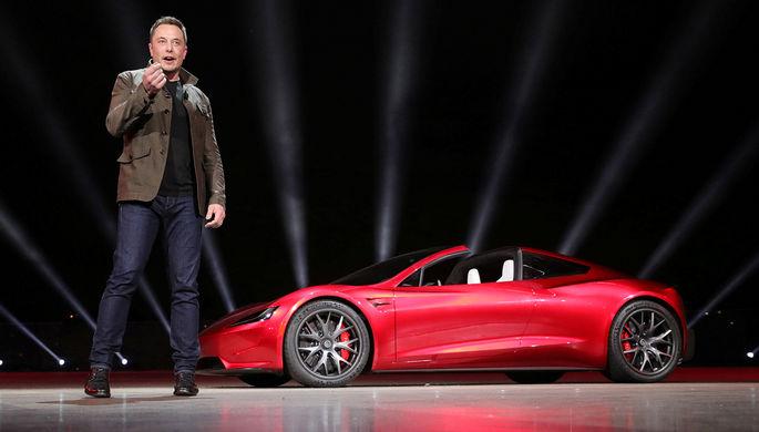 Илон Маск в шутку объявил о банкротстве компании Tesla