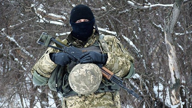 Петр Порошенко заявил о перемирии в Донбассе