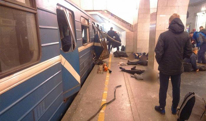 Следствие установило всех причастных к теракту в метро Санкт-Петербурга