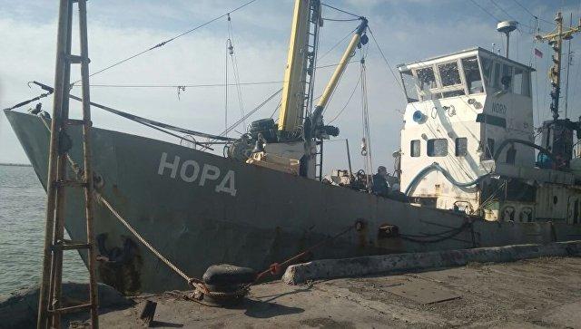Задержанным рыбакам предложили свободу вобмен напризнание себя украинцами